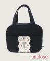 【簡単手作りキット】帆布で作るコンパクト・ボストンバッグ