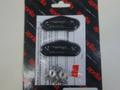RSV4/RS4・バックミラー取り付けボルト穴キャップ