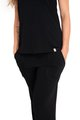Bora-Bora Comfy Pants Black ( Natural Viscose) - S
