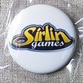 ロゴ缶バッジ・Sirlin Games