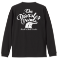 【WEB SHOP限定/受注生産】LONG SLEEVE T-SHIRTS(ROCK'N'ROLL SUCKS)[BLACK]
