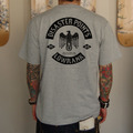 【受注生産】T-SHIRTS(DISASTER POINTS×LOWRANK Wネーム/2013年版)[GRAY]