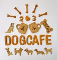 Dog Cafe 23anniversary cookie for dog