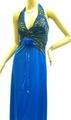 1207 金刺繍モンローロングドレス
