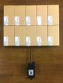 防水ケース+電池付き汎用LoRaWAN センサノード LSN50 v2  10パックキット