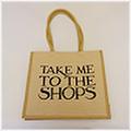 エマブリッジウォーター エコバック(Take me to the Shops)