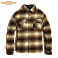 """DUCKTAIL CLOTHING """"UNCLE"""" BROWN"""
