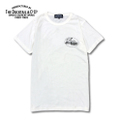 "DUCKTAIL CLOTHING ""PARADISE"" WHITE"