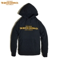 "DUCKTAIL CLOTHING ""SIGN HOODIE"" BLACK"
