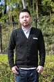 "DUCKTAIL CLOTHING ""DAYS"" KNIT CARDIGAN BLACK"