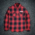 "DUCKTAIL CLOTHING""NEEDY""RED"