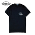 "DUCKTAIL CLOTHING ""PARADISE"" BLACK"