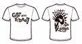 GET AND DESTROY_Tシャツ①