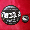 ■FUNGUS缶バッチセット①