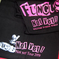 ■FUNGUS Not yet!TOUR Tシャツ①