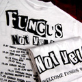 ■FUNGUS Not yet!TOUR Tシャツ③