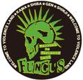 FUNGUS 2016缶バッチ2個セット⑥