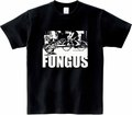 FUNGUS_CAME FROM...2 Tシャツ①