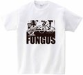 FUNGUS_CAME FROM...2 Tシャツ⑤