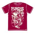 ■FUNGUS_イラストTシャツ②