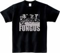 FUNGUS_CAME FROM...2 Tシャツ②