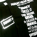 ■DUMMY HEAD NIGHTイベントTシャツ