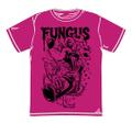 ■FUNGUS_イラストTシャツ④