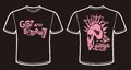 GET AND DESTROY_Tシャツ④