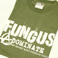 ■FUNGUS DOMINATEツアーTシャツ③