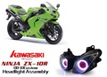 ZX10R 08-10 HIDプロジェクターキット