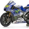 motoGP ヤマハ 2014 YZR-M1 レプリカステッカー/デカール