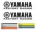ヤマハファクトリー レーシングステッカー