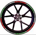 ドカティ/Ducati ホイール/リムステッカー