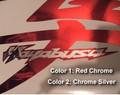 GSX1300R 隼 純正サイズ ロゴステッカー