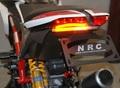 ハイパーモタード 821 LED+フェンダーレスキット
