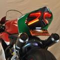 パニガーレ LEDウインカー+フェンダーレスキット Type2