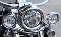 ハーレー 7LEDヘッドライト