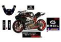 Ducati SBK 749/999/848/1098/1198/グラフィック デカール ステッカー