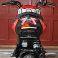 Z125 Pro LED+フェンダーレスキット Ver.3