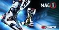 Sidi Mag 1 レーシングブーツ ニューモデル