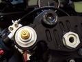 MotoGPタイプ R6/R1 トップブリッジ/トリプルツリー