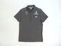 メルセデス AMG 2013年 支給品 ファクトリー用 ストレッチ素材 ポロシャツ メンズ M 3/5