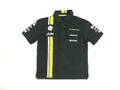 ケータハム 2013年 支給品 前期版 ストレッチ素材 ポロシャツ メンズ M 2/5