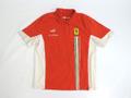 フェラーリ 2007年 支給品 フィオラノサーキット用 ストレッチ素材 ポロシャツ メンズ XL 1/5