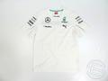 ルイス・ハミルトン 2014年 メルセデス AMG 支給品 実使用 Tシャツ