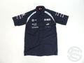 中嶋一貴 2007年 ウィリアムズ 実使用 ピットシャツ Kazuki Nakajima