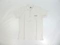 マクラーレン 支給品 ファクトリー用 ラッセル製 ストレッチ素材 ポロシャツ メンズ XL 3/5