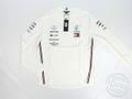 バルテリ・ボッタス 2019年 メルセデス AMG 支給品 本人用 長袖 Tシャツ 白
