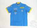 ルノー 2005年 支給品 TEAM SPIRIT版 ピットシャツ メンズ M 2/5