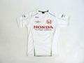 ホンダ 2008年 公式 フィラ製 ストレッチ素材 速乾性 半袖 Tシャツ M 3/5